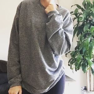 Calvin Klein Oversized Crew Neck Sweater